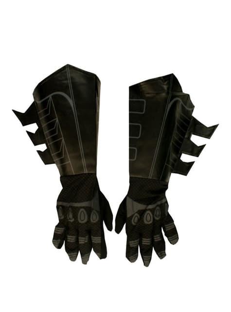 Rękawiczki Batman TDK dla chłopca