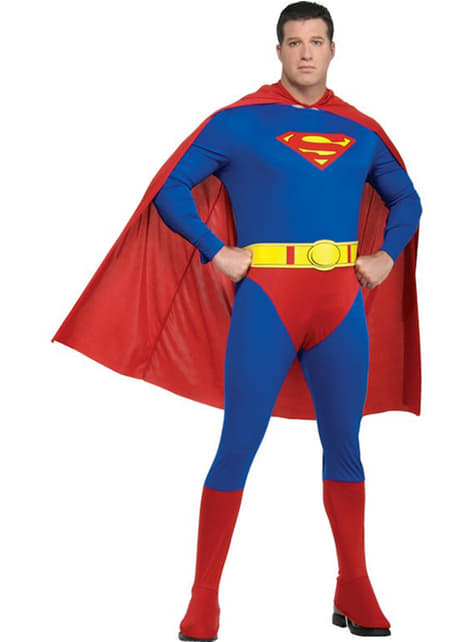 Disfraz de Superman - hombre