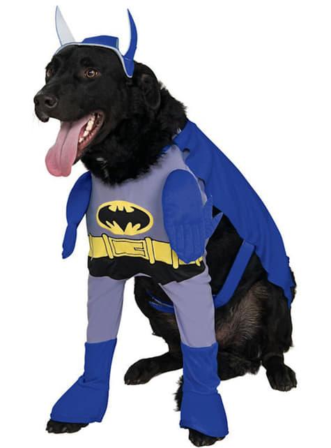 Déguisement de Batman pour chien