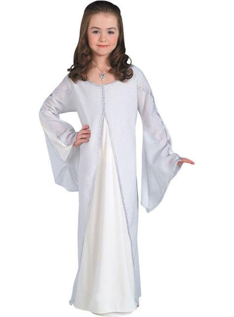 Arwen kostuum voor meisjes