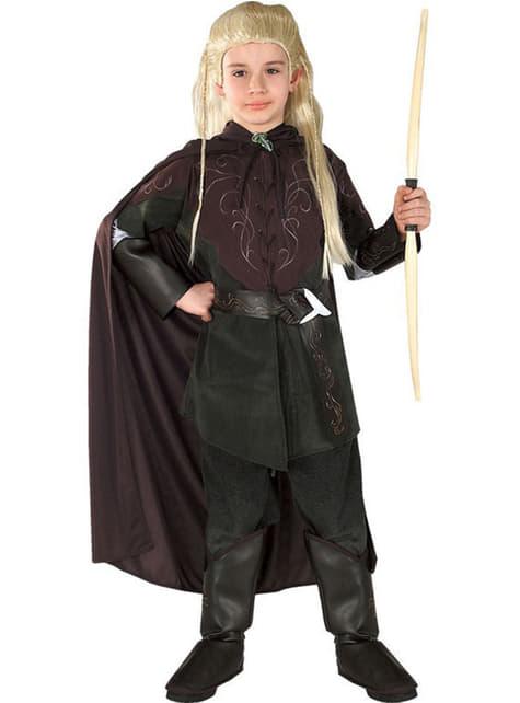 Kostium Legolas dla chłopca