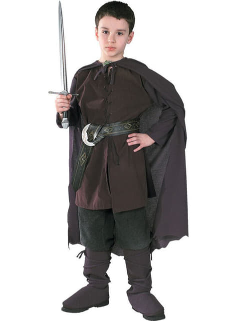 Disfraz de Aragorn niño
