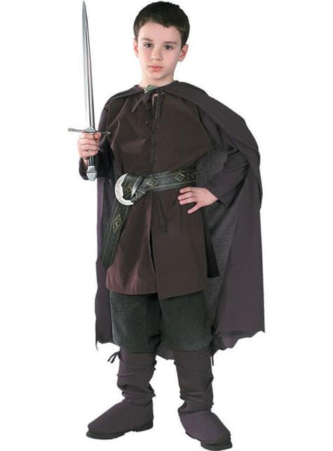 Fato de Aragorn para menino