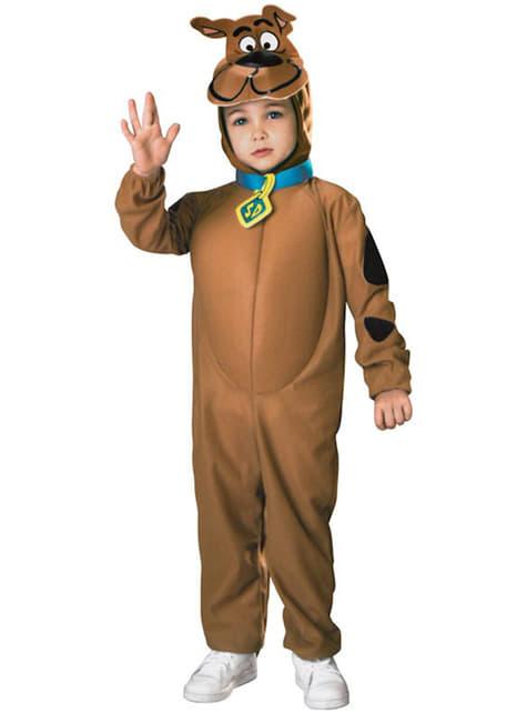 Disfraz de Scooby-Doo niño