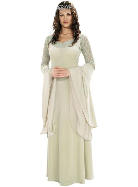 Kostým pre princeznú Arwen Pán prsteňov