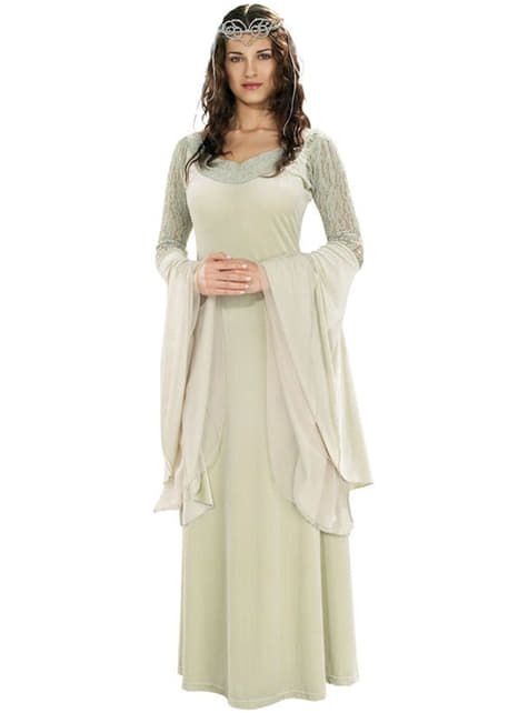 Vestito principessa medievale per donna
