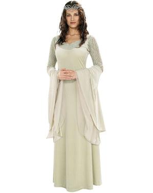 공주 Arwen 성인 의상