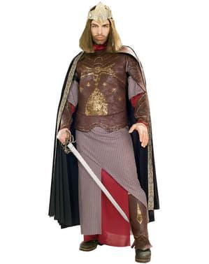 Делукс костюм за възрастни с крал Арагорн
