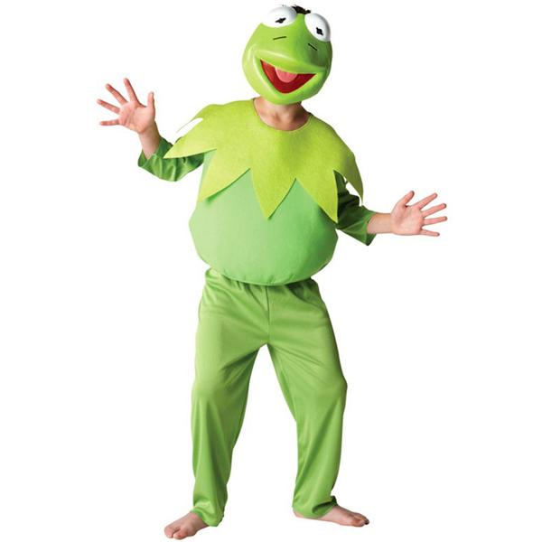 Como hacer disfraz rana - Imagui
