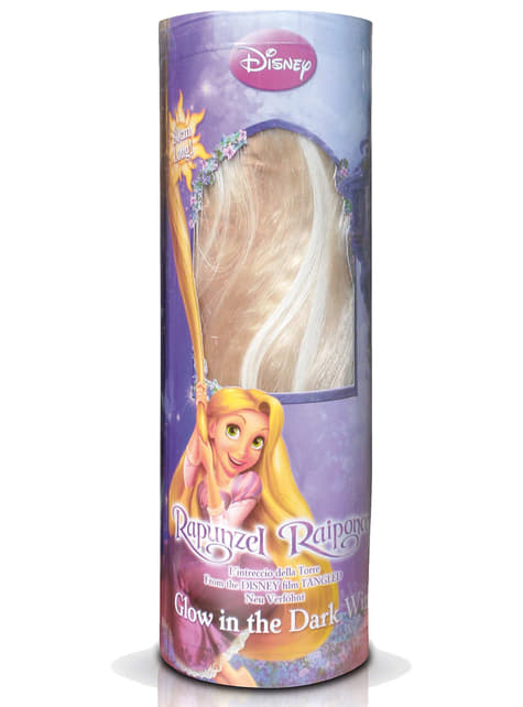 Rapunzel paryk