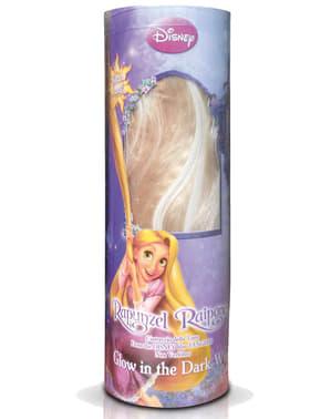 Peruca Rapunzel para menina