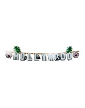 Guirnalda Hollywood