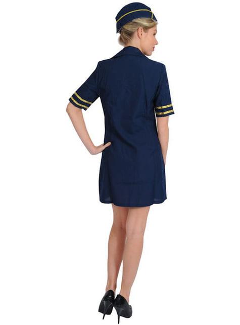 Dámský kostým letuška