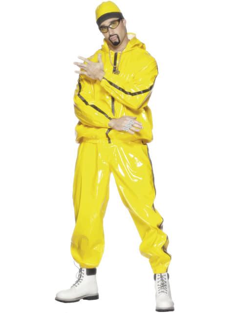 Ali G Rapper Kostyme Voksen