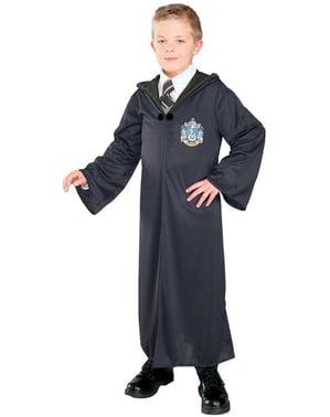 Kostium Harry Potter tunika Dom Slytherin dla chłopca