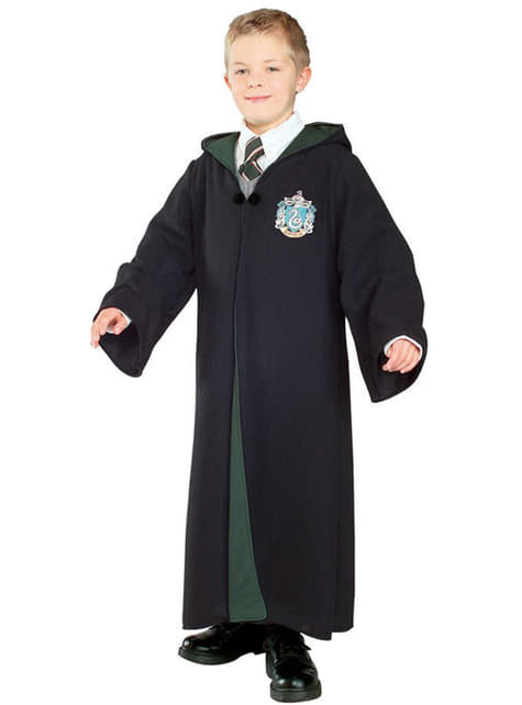 Deluxe Harry Potter House of Slytherin robe (Child)