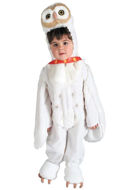 Disfraz de Lechuza Hedwig infantil