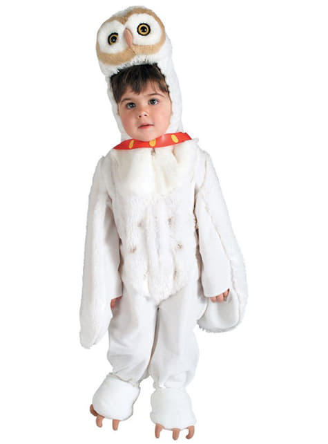 Hedwig на сова малчуган костюм