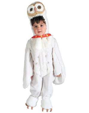 Uglen Hedvig kostume til børn