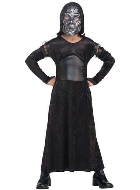 Deluxe Death Eater Kids Costume (Female)
