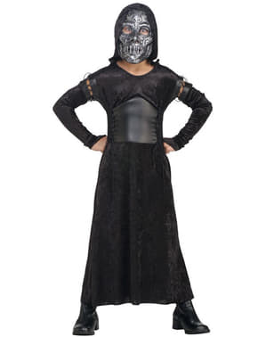Deluxe Death Eater Child Costume (Female)