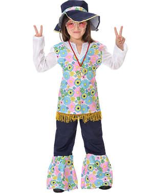 Хипи костим за девојку