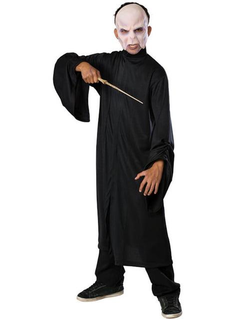 Disfraz de Voldemort niño