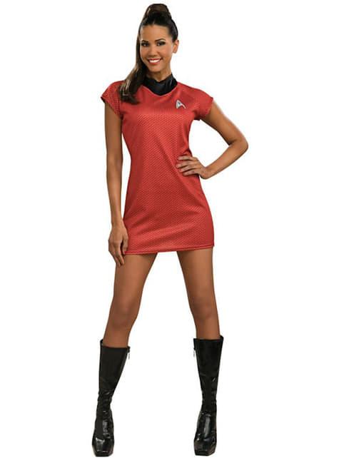 Uhura Star Trek aikuisten asu