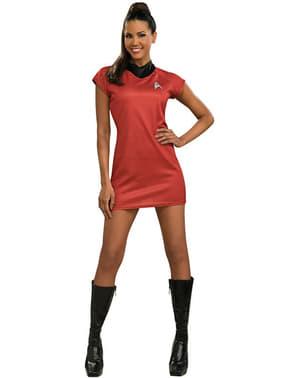 Kostým pro dospělé Uhura Star Trek