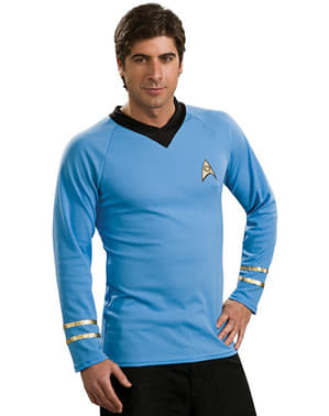 Blue Star Trek Adult Costume