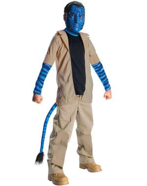 Jake Sully Avatar Kostyme til Barn