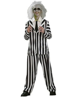 Beetlejuice Teen Costume