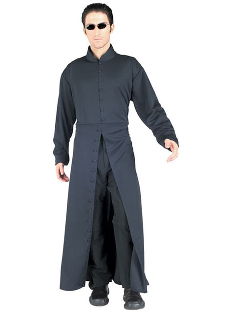 Neo The Matrix Adult Costume