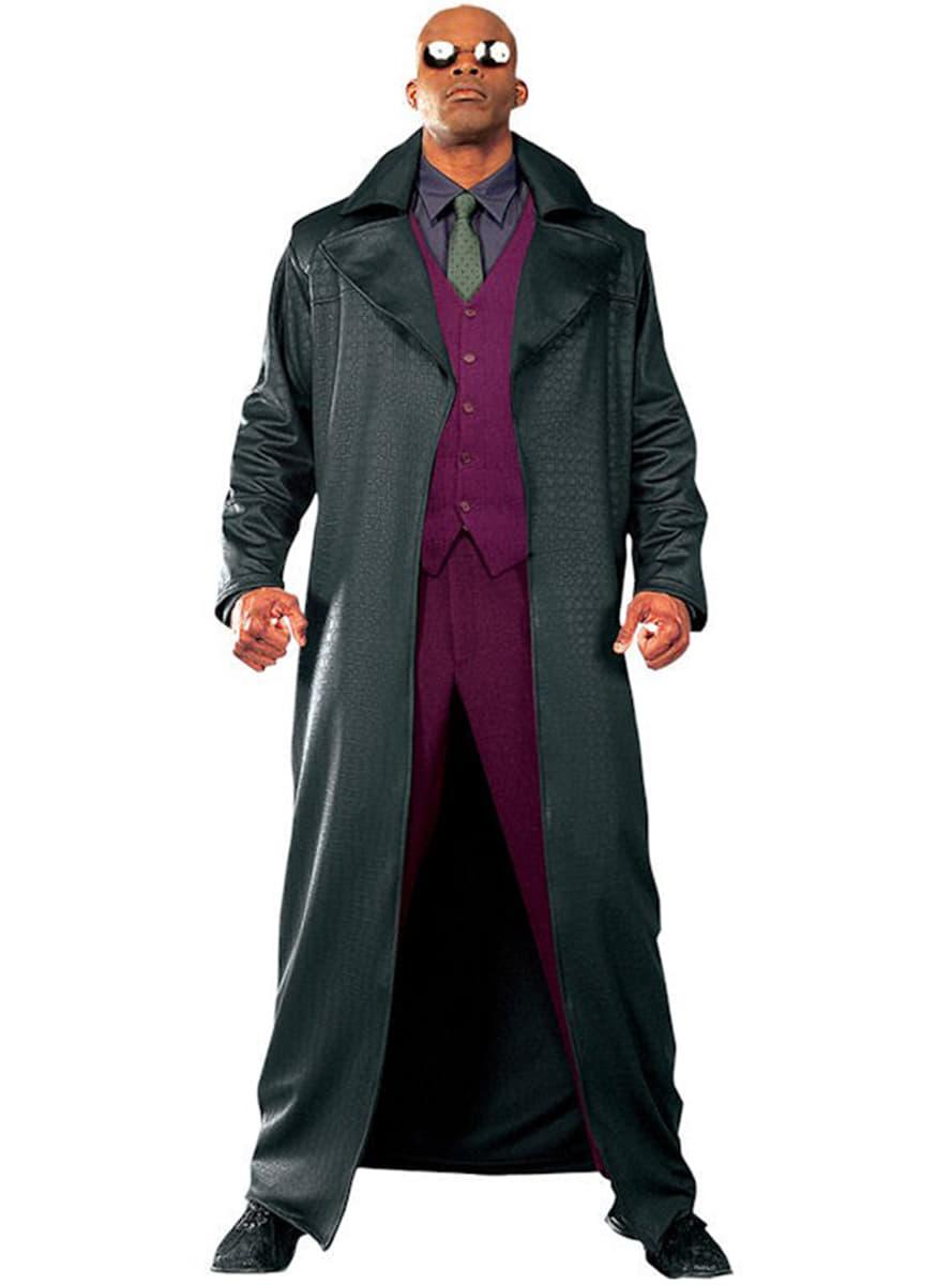 Costume De Morpheus Matrix Funidelia