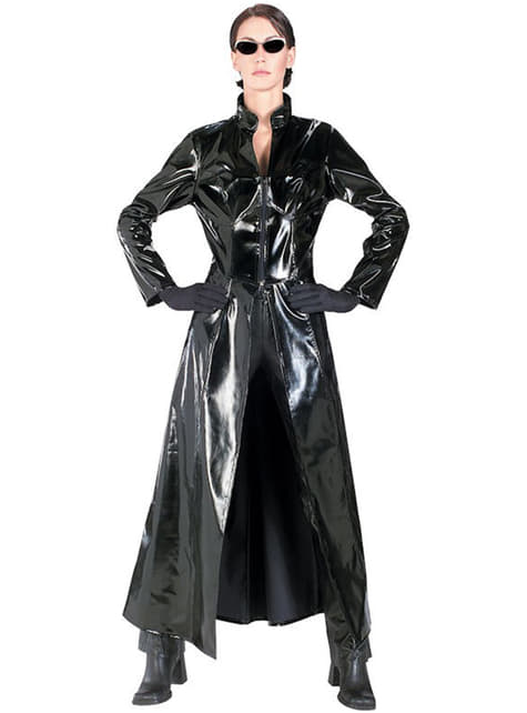 Trinity The Matrix Adult Costume