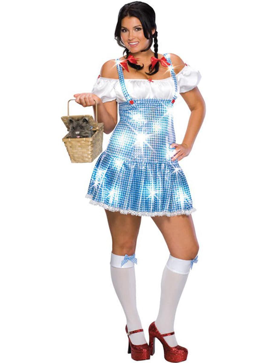 Sexy dorothy halloween costumes