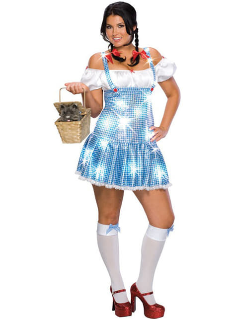 Dámský kostým sexy Dorotka