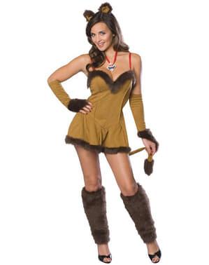 Costum de Femeie Leu Vrăjitorul din Oz