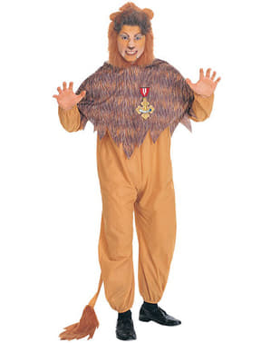 Lion The Wizard of Oz Adult Costume