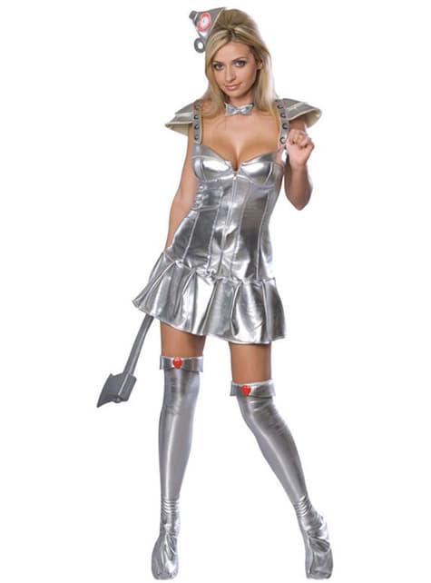 Ihmemaa Oz Tin-Man- asu naiselle