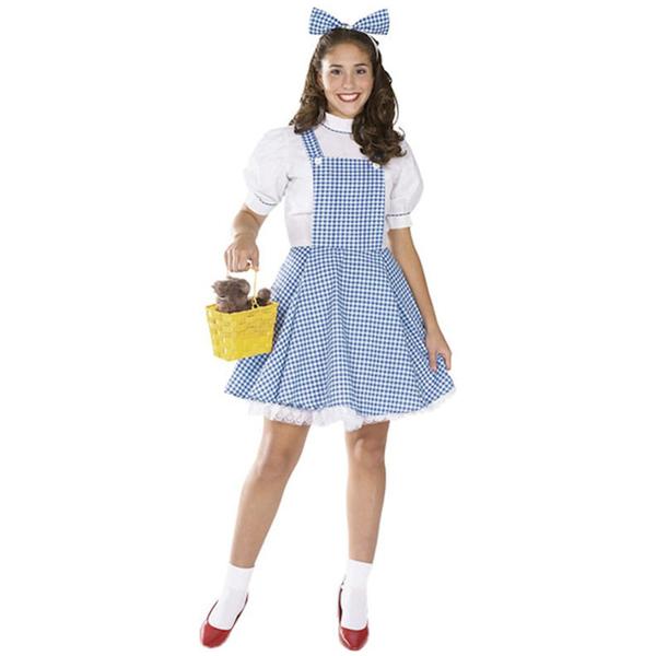 Asistente de vestuario Dorothy adolescente