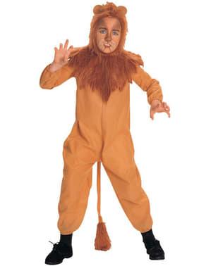 Løven fra Trollmannen i Oz Barnekostyme