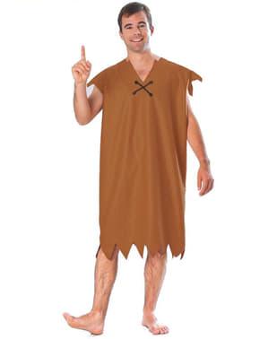 बार्नी मलबे वयस्क पोशाक