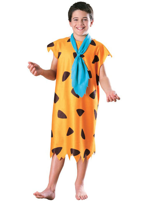 Fred Flintstone Kids Costume