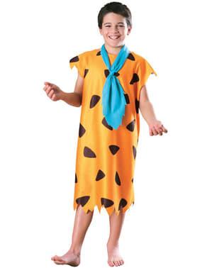 Costum Fred Flintstone pentru băiat
