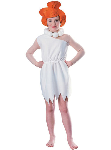 Wilma Flintstone Kids Costume
