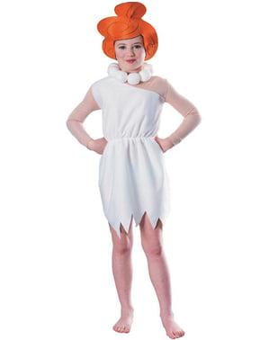 Wilma Flintstone kostuum voor meisjes