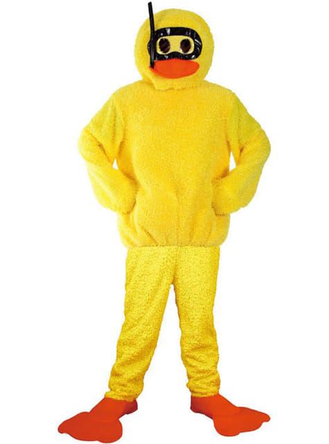 Gumeni Ducky kostim