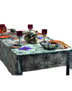 Spinnenweben Tischdecke