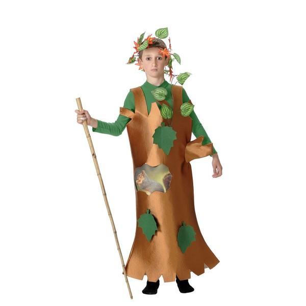 Disfraces de árboles para niño - Imagui
